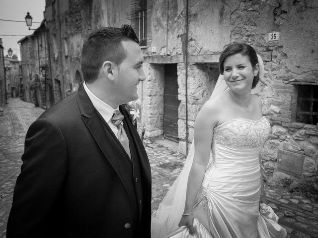 Il matrimonio di Paolo e Gloria a Amelia, Terni 36