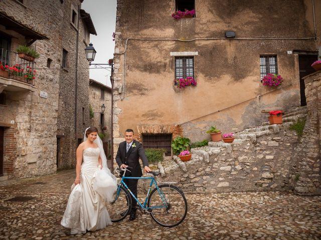 Il matrimonio di Paolo e Gloria a Amelia, Terni 37