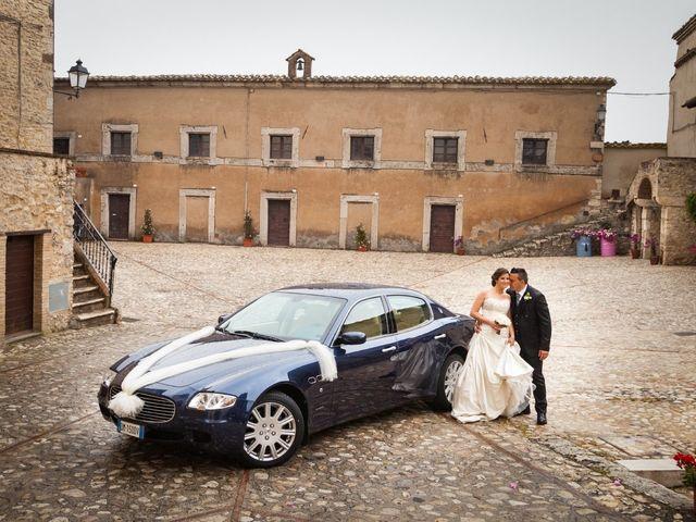 Le nozze di Gloria e Paolo