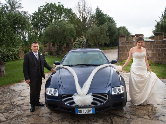 Il matrimonio di Paolo e Gloria a Amelia, Terni 38
