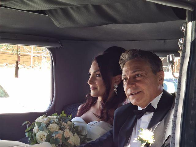Il matrimonio di Alessio e Vanessa a Roma, Roma 4