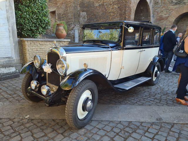 Il matrimonio di Alessio e Vanessa a Roma, Roma 6