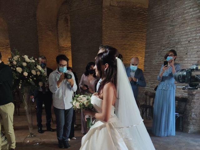 Il matrimonio di Alessio e Vanessa a Roma, Roma 9