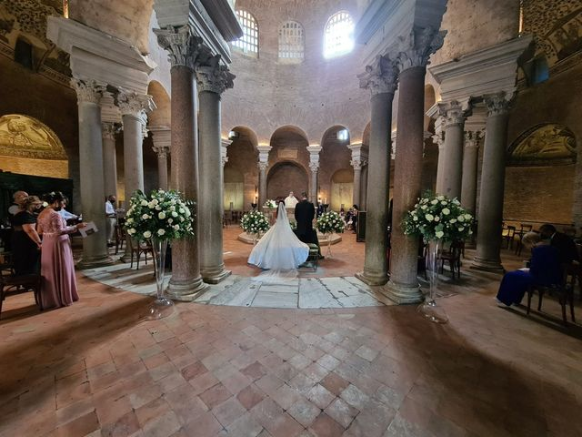 Il matrimonio di Alessio e Vanessa a Roma, Roma 10