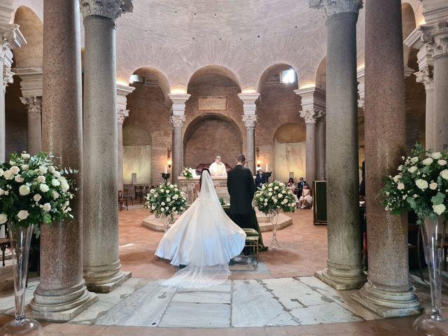 Il matrimonio di Alessio e Vanessa a Roma, Roma 11
