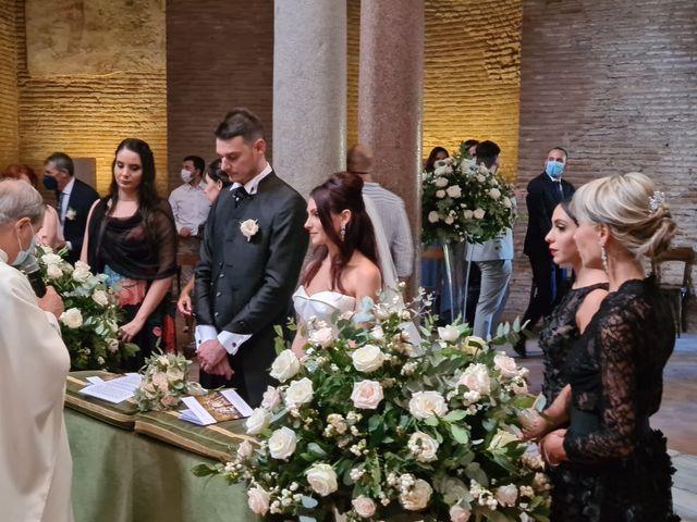 Il matrimonio di Alessio e Vanessa a Roma, Roma 12
