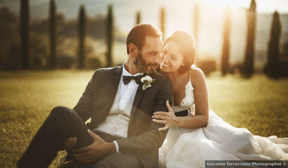 Il matrimonio di Andrea e Ramona a Serrungarina, Pesaro - Urbino