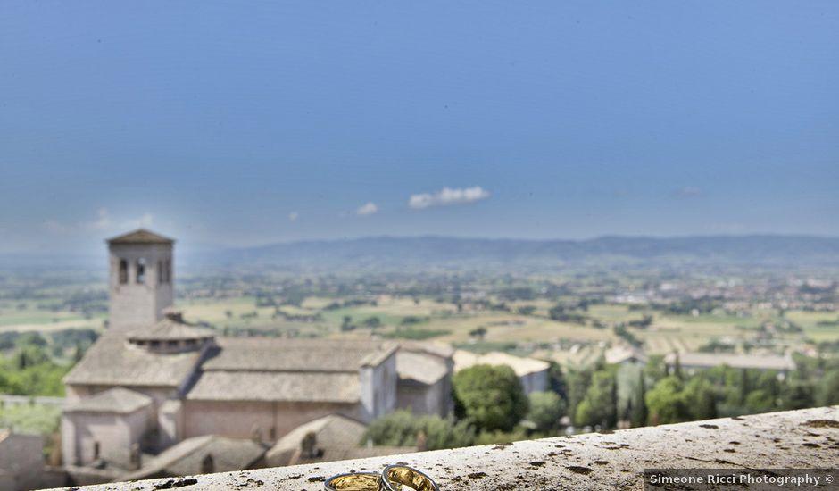 Il matrimonio di Mario e Cristina a Assisi, Perugia