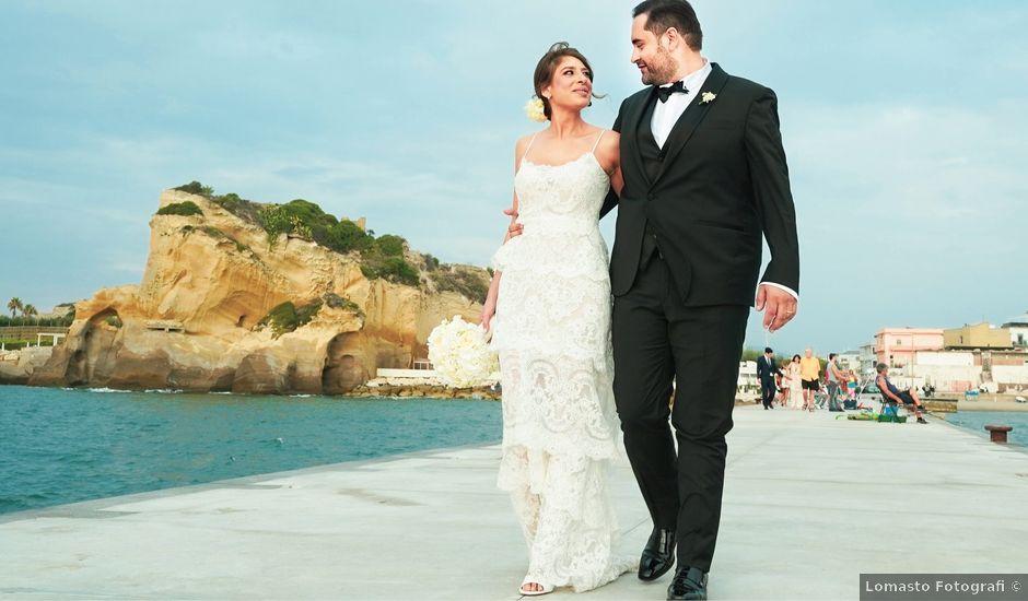 Il matrimonio di Salvio e Roberta a Napoli, Napoli