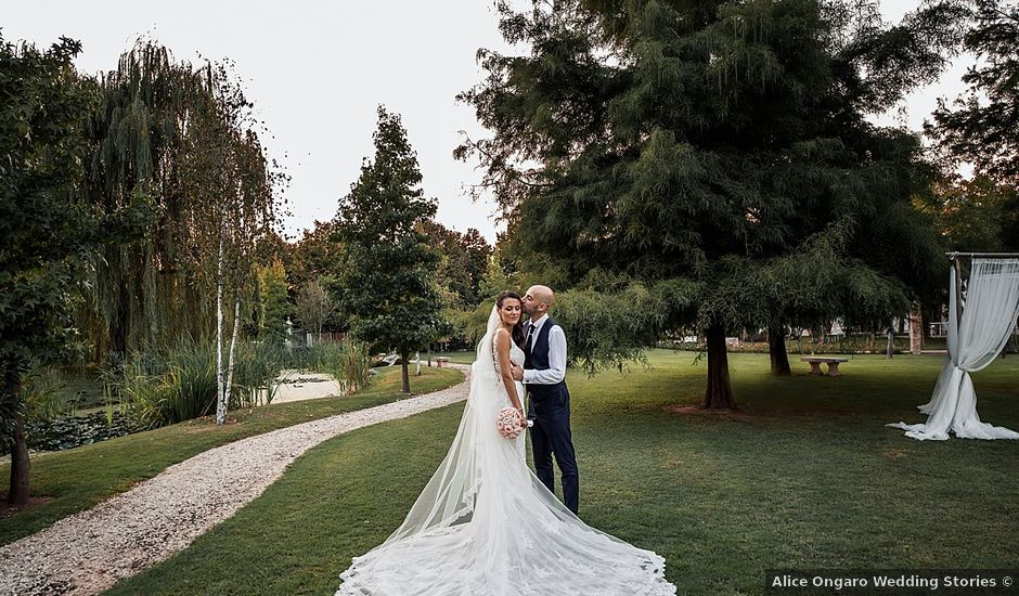Il matrimonio di Alberto e Silvia a Santo Stino di Livenza, Venezia