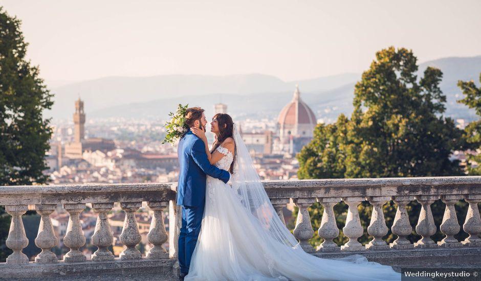 Il matrimonio di Federica e Tommaso a Firenze, Firenze