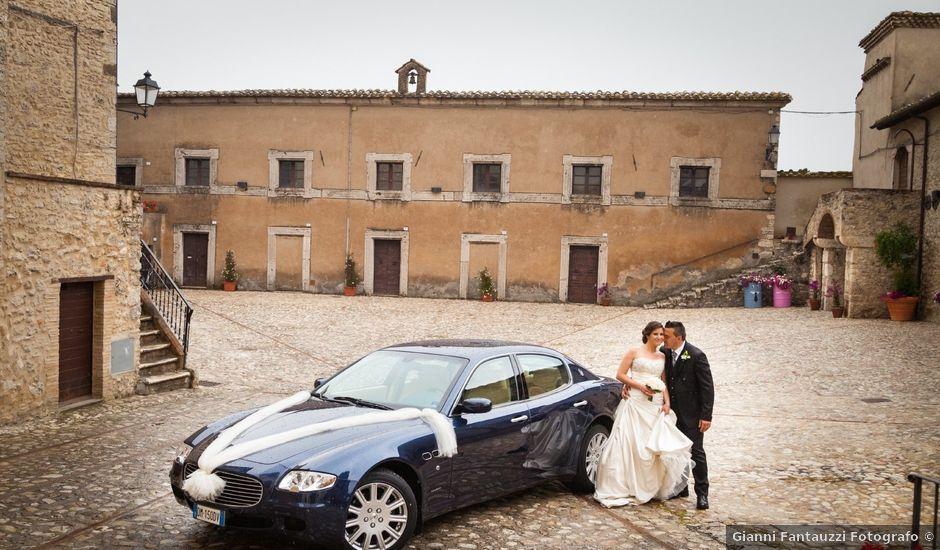Il matrimonio di Paolo e Gloria a Amelia, Terni