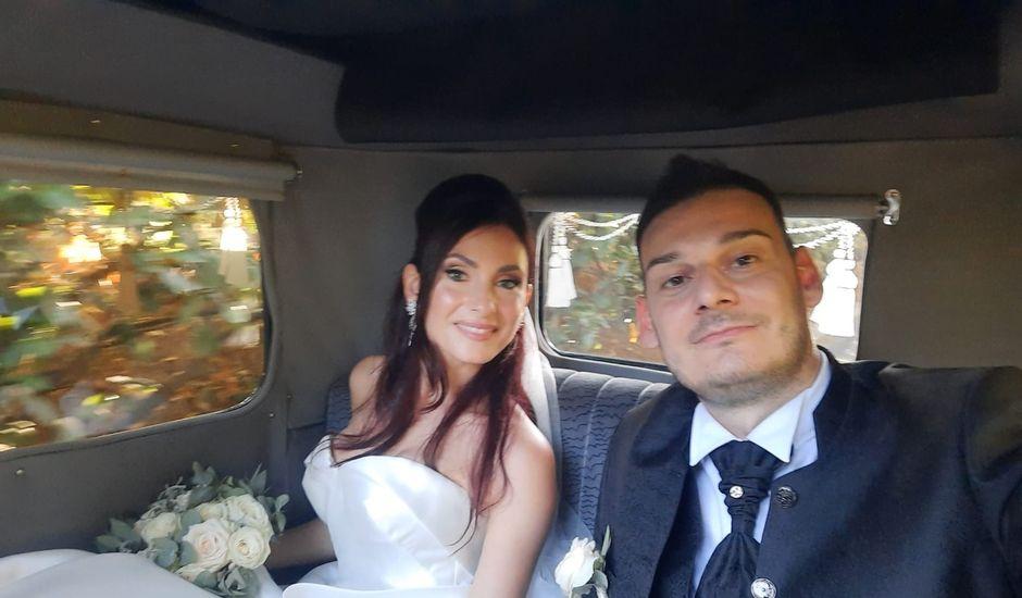 Il matrimonio di Alessio e Vanessa a Roma, Roma
