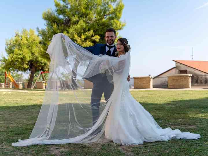 le nozze di Jenny e Davide