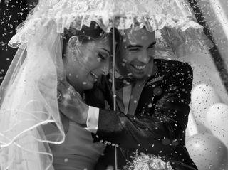 le nozze di Cristin e marco 1