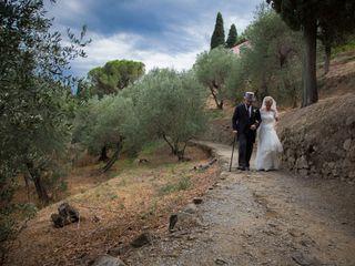 Le nozze di Fanny e Andrea