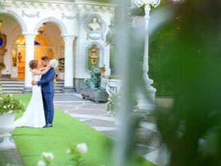 Le nozze di Lina e Ciro