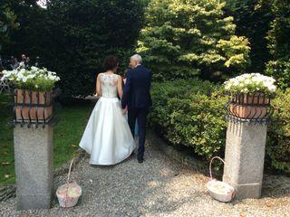 Le nozze di Elena e Gianpiero