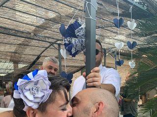 Le nozze di Krizia  e Giorgio  2