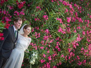 Le nozze di Emanuela e Adam