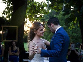 Le nozze di Serena  e Mounir