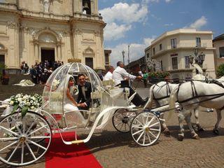 Le nozze di Carmelo Spina e Lilian Di Salvo 1