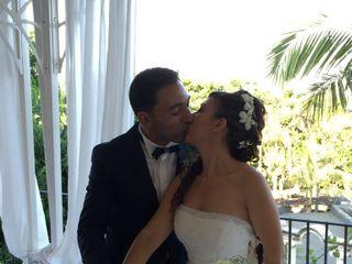 Le nozze di Carmelo Spina e Lilian Di Salvo