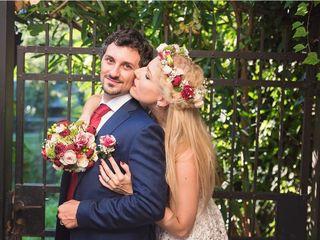 Le nozze di Roberto e Giulia