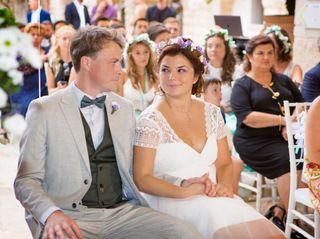 Le nozze di Veronica e Gael