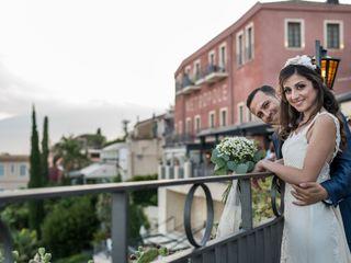 Le nozze di Vittorio e Giulia