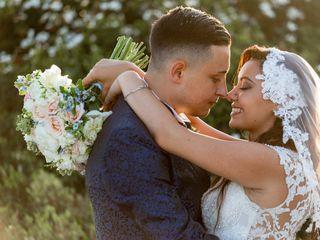 Le nozze di Grazia e Gaetano