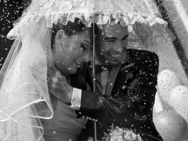 le nozze di Cristin e marco