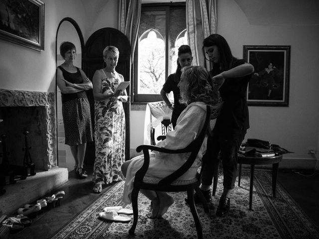 Il matrimonio di Andrea e Fanny a Sestri Levante, Genova 8