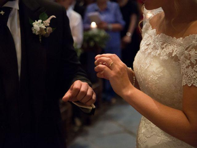 Il matrimonio di Andrea e Fanny a Sestri Levante, Genova 36