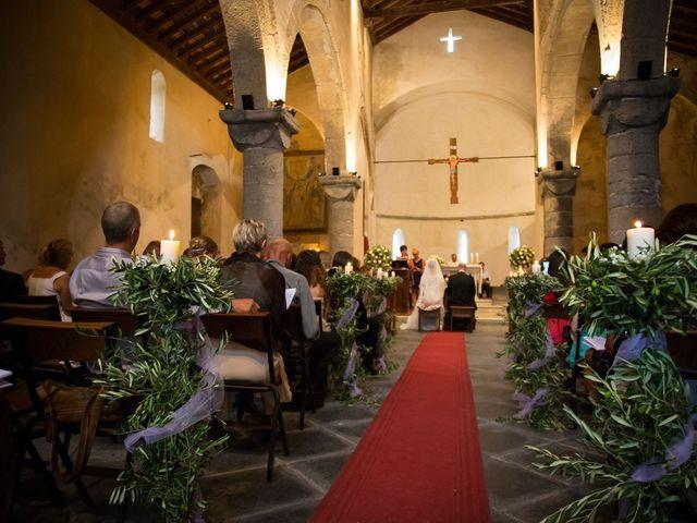 Il matrimonio di Andrea e Fanny a Sestri Levante, Genova 37