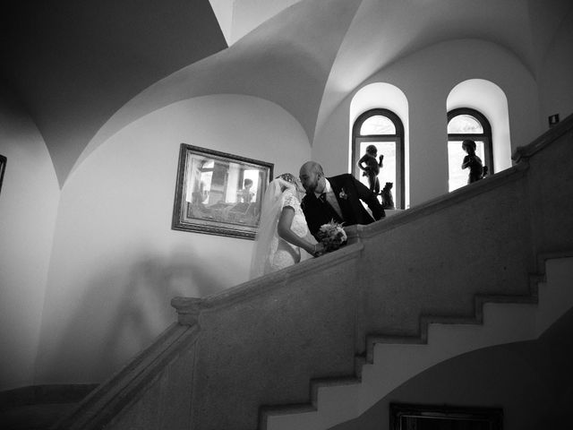 Il matrimonio di Andrea e Fanny a Sestri Levante, Genova 55
