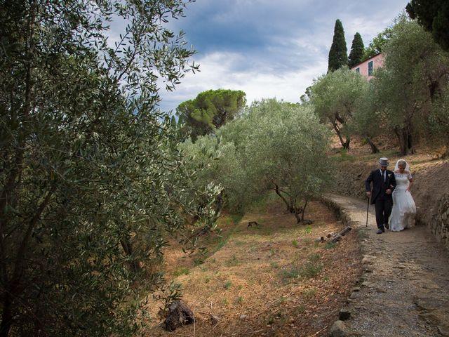 Il matrimonio di Andrea e Fanny a Sestri Levante, Genova 60