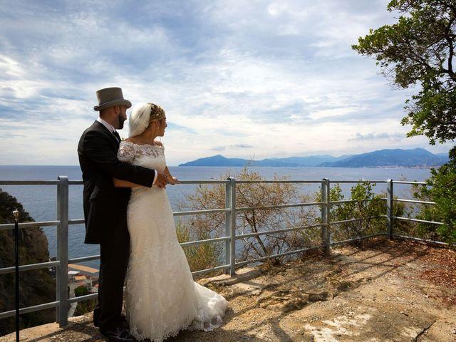 Il matrimonio di Andrea e Fanny a Sestri Levante, Genova 63