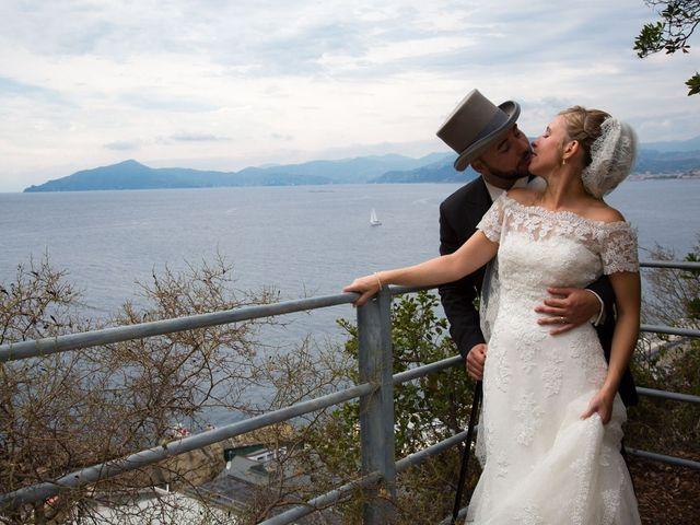 Il matrimonio di Andrea e Fanny a Sestri Levante, Genova 65