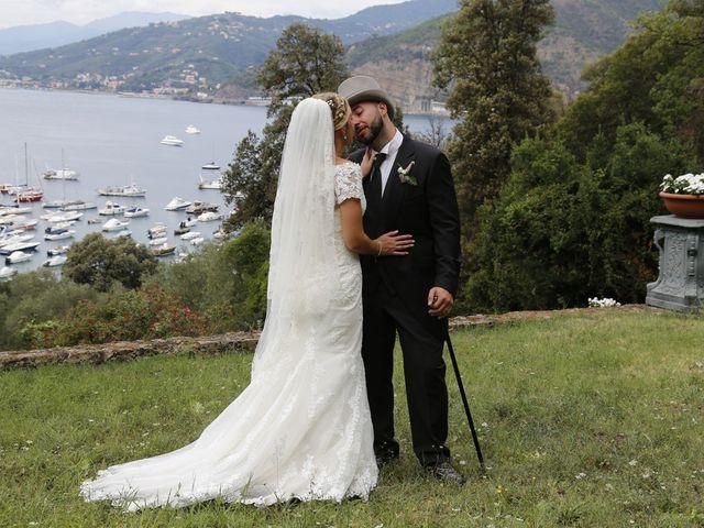 Il matrimonio di Andrea e Fanny a Sestri Levante, Genova 70