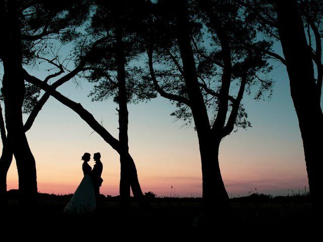 le nozze di Federica e Pierpaolo