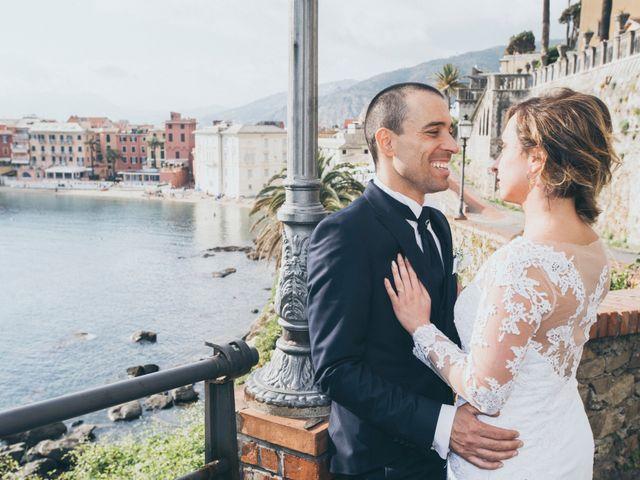Il matrimonio di Francesco e Alessia a Sestri Levante, Genova 1