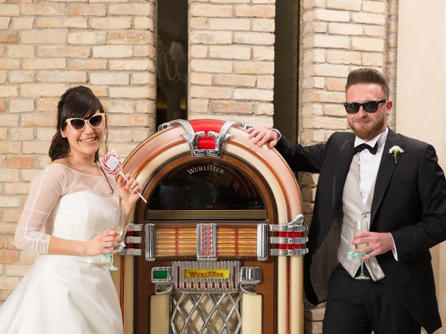 Il matrimonio di Giuseppe e Noemi a Civitanova Marche, Macerata 36