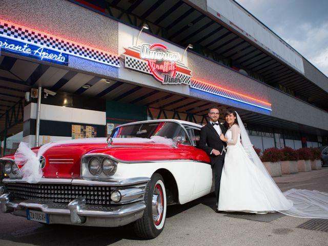 Il matrimonio di Giuseppe e Noemi a Civitanova Marche, Macerata 40