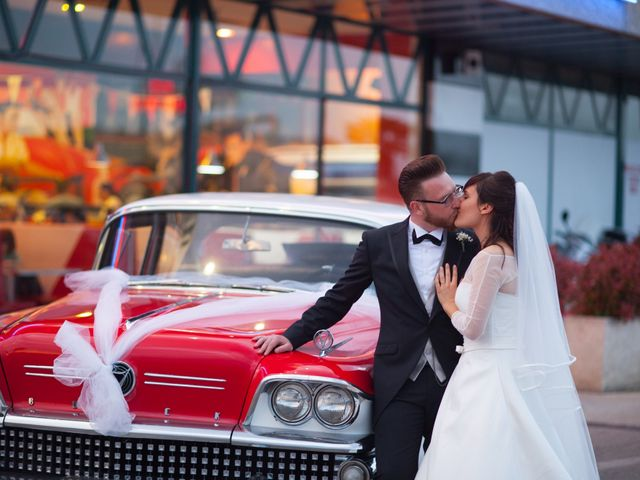 Il matrimonio di Giuseppe e Noemi a Civitanova Marche, Macerata 45