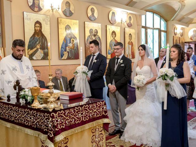 Il matrimonio di Stefano e Veronica a Abbadia Cerreto, Lodi 12