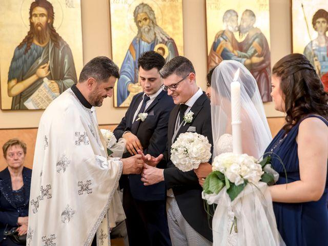 Il matrimonio di Stefano e Veronica a Abbadia Cerreto, Lodi 13