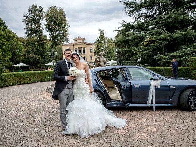 Il matrimonio di Stefano e Veronica a Abbadia Cerreto, Lodi 15