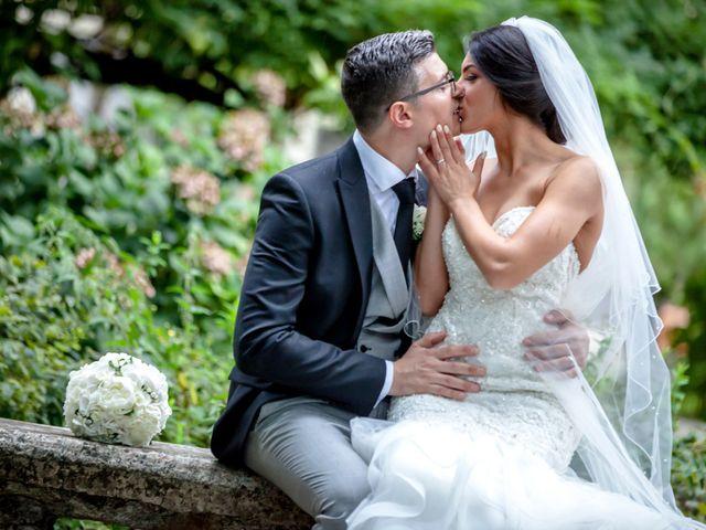 Il matrimonio di Stefano e Veronica a Abbadia Cerreto, Lodi 16