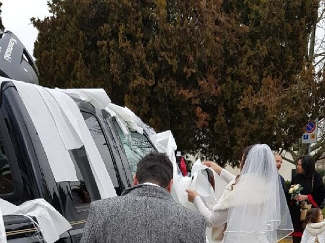 Il matrimonio di Matteo  e Jessica  a Roncade, Treviso 6